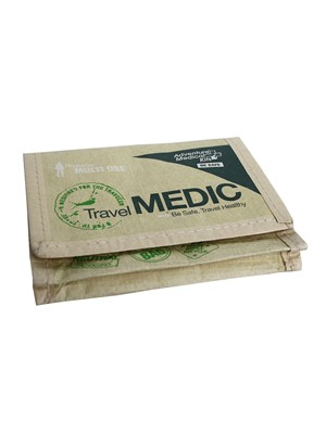 Travel medical purse
