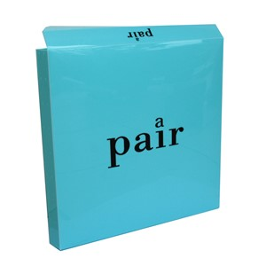 Apair box with logo
