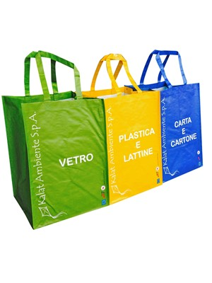 Recycling Waste Bags 3