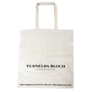 Tusnelda Bloch Recycled cotton Bag