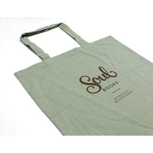 Soul Books Cotton Bag