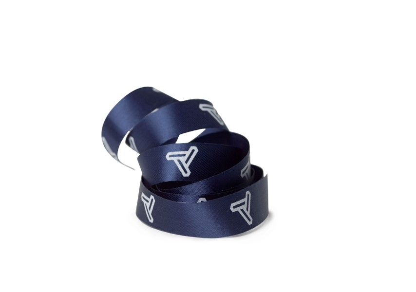 Ribbon dark blue