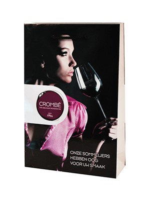 Crombé winebag