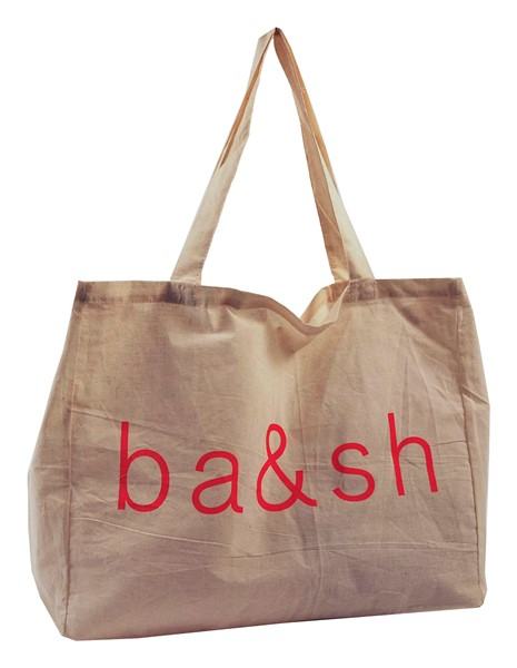 Cotton bag Ba&sh