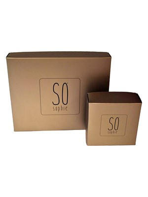 So Sophie - promotional boxes