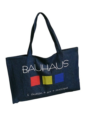 Bauhaus cotton bag